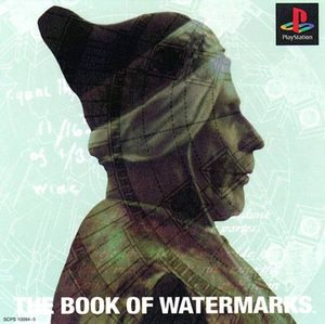 Cover for The Book of Watermarks.
