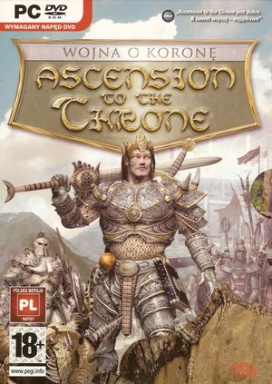 Cover for Ascension to the Throne.