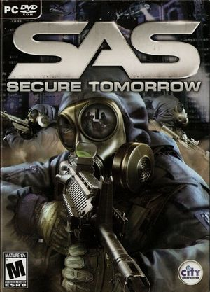 Cover for SAS: Secure Tomorrow.