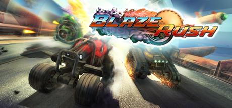 Cover for Blazerush.