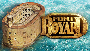 Cover for Fort Boyard.