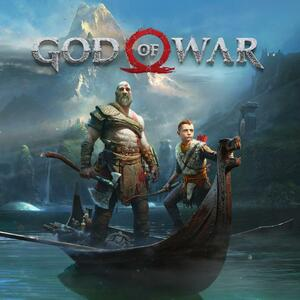 Cover for God of War.