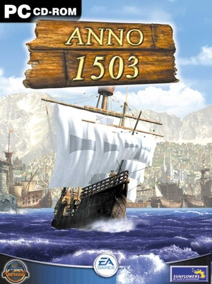 Cover for Anno 1503.