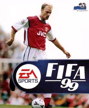 Cover for FIFA 99.