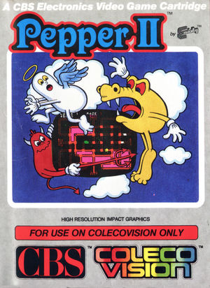Cover for Pepper II.