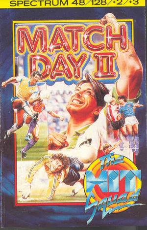 Cover for Match Day II.
