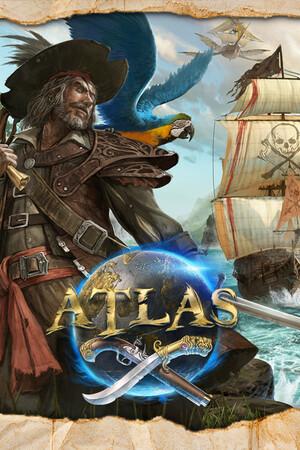 Cover for Atlas.
