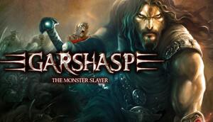 Cover for Garshasp: The Monster Slayer.