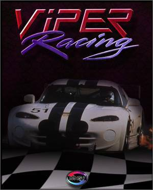 Cover for Viper Racing.