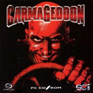 Cover for Carmageddon.