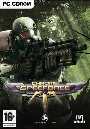 Cover for Chrome: SpecForce.