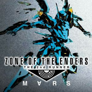 Cover for Zone of the Enders: The 2nd Runner MARS.