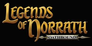 Cover for Legends of Norrath.