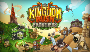 Cover for Kingdom Rush Frontiers.