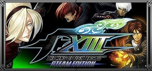 Cover for The King of Fighters XIII.