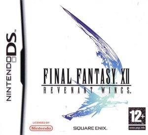 Cover for Final Fantasy XII: Revenant Wings.
