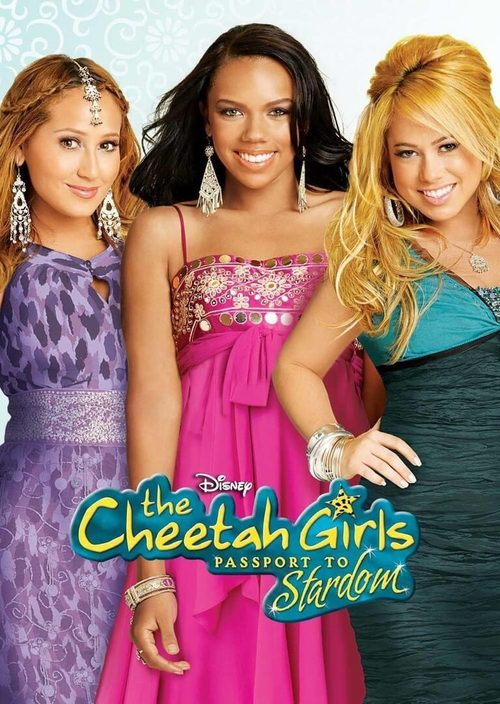 Cover for The Cheetah Girls: Passport to Stardom.