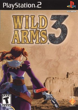 Cover for Wild Arms 3.