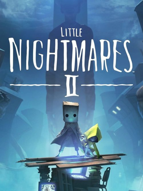 Cover for Little Nightmares 2.