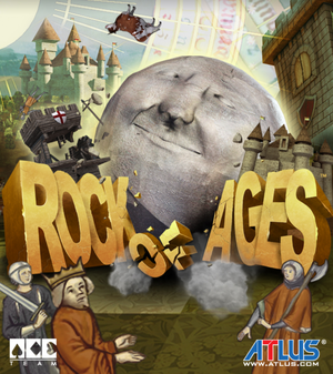 Cover for Rock of Ages.