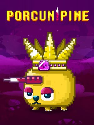 Cover for Porcunipine.