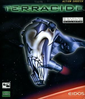 Cover for Terracide.
