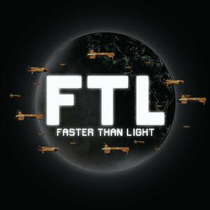 Cover for FTL: Faster Than Light.