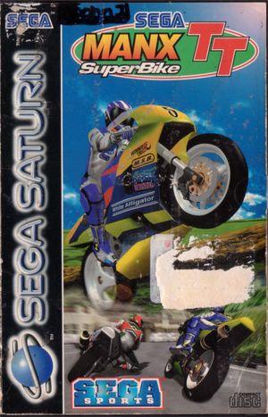 Cover for Manx TT Superbike.