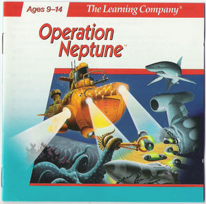 Cover for Operation Neptune.