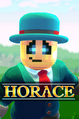 Cover for Horace.