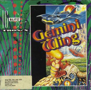 Cover for Gemini Wing.