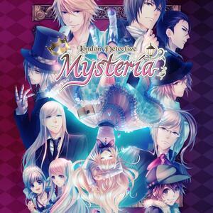Cover for Eikoku Detective Mysteria.