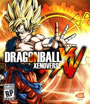 Cover for Dragon Ball Xenoverse.