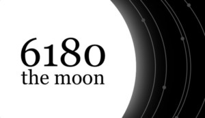 Cover for 6180 the moon.