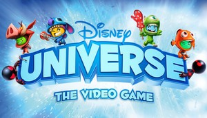 Cover for Disney Universe.