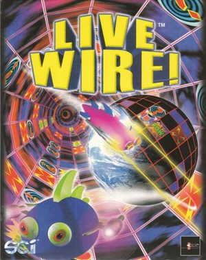 Cover for Live Wire!.