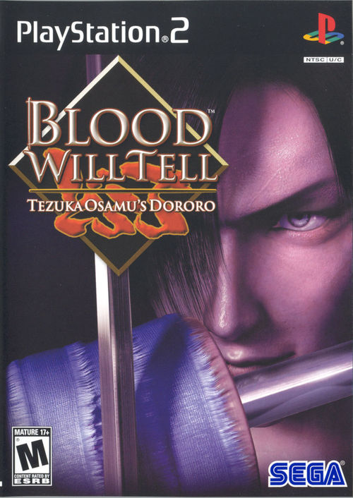 Cover for Blood Will Tell.