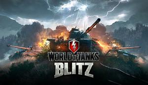 Cover for World of Tanks Blitz.