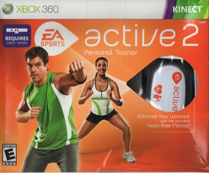 Cover for EA Sports Active 2.