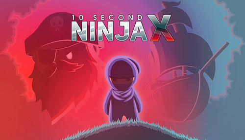 Cover for 10 Second Ninja X.