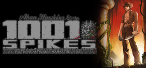 Cover for 1001 Spikes.