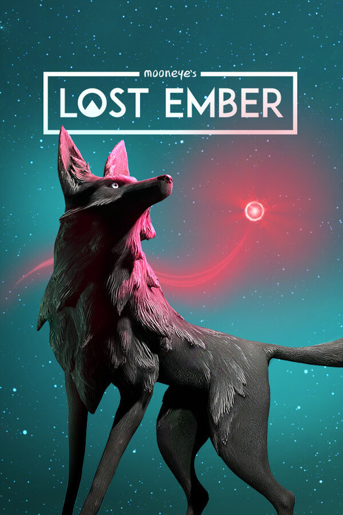 Cover for Lost Ember.