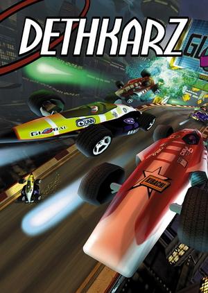 Cover for DethKarz.