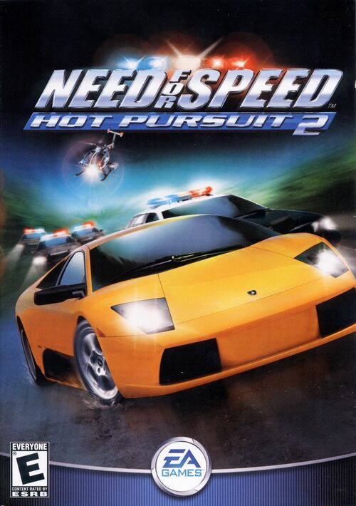 Cover for Need for Speed: Hot Pursuit 2.