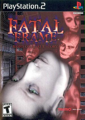 Cover for Fatal Frame.