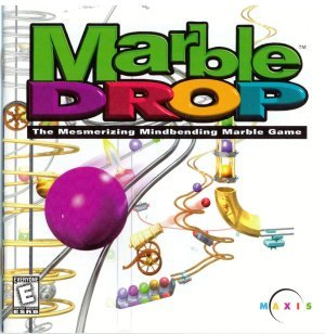 Cover for Marble Drop.