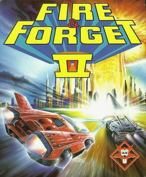 Cover for Fire & Forget II.
