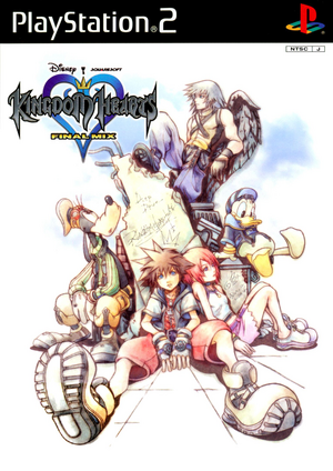 Cover for Kingdom Hearts Final Mix.