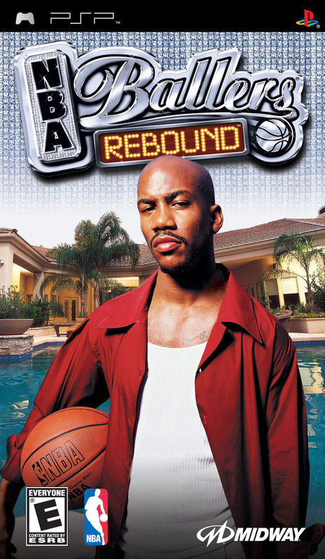 Cover for NBA Ballers: Rebound.