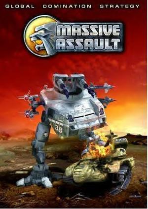 Cover for Massive Assault.